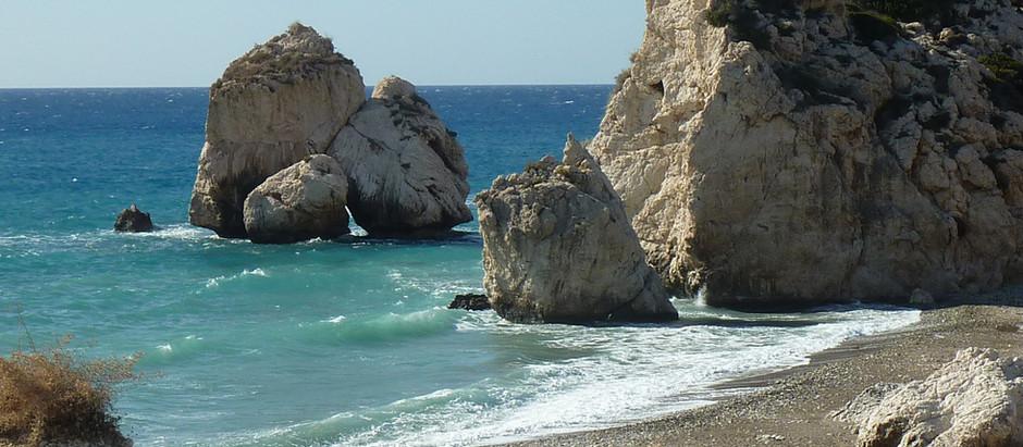 Op zoek naar Aphrodite, de godin van de liefde en de schoonheid op Cyprus