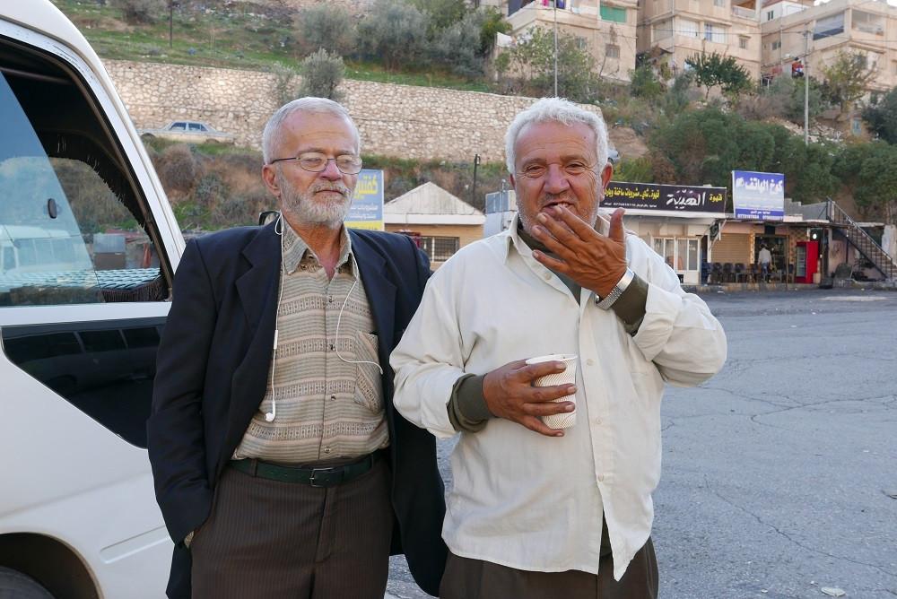 Buschauffeurs in Salt, Jordanië - Saffraan Reizen