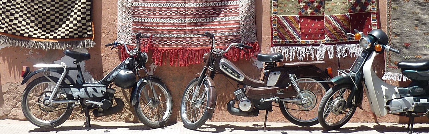 Tafereeltje in Marrakesh