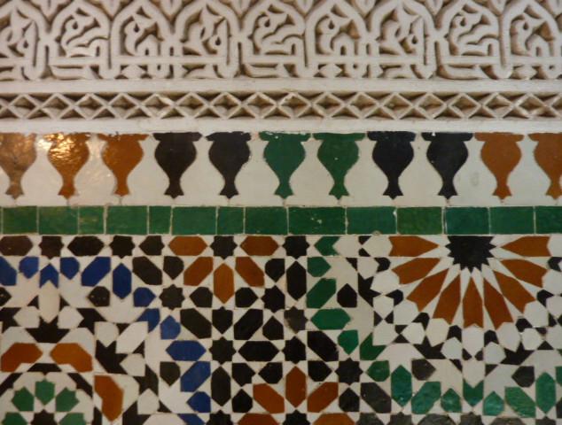 Mozaiek rondreis Marokko Saffraan Reizen .JPG