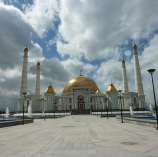 Moskee en mausoleum van Turkmenbashi.JPG