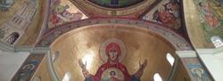 St. Paul basiliek, Harissa, Libanon