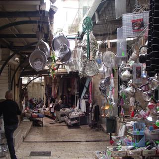Potten en pannen in Nazareth.JPG