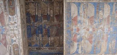 Medinet Habu tempel, Thebe, Egypte - Saffraan Reizen