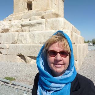 Tombe van Cyrus I Pasargade, Iran.JPG