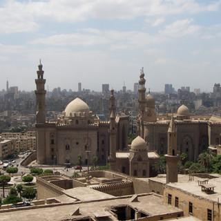 Vanaf de Citadel, Cairo.JPG