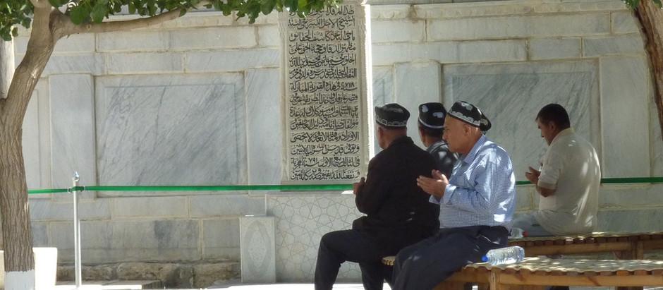 Bukhara, kruispunt op de Zijderoute