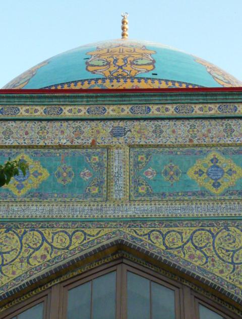 Ook Perzisch cultureel erfgoed in Yereva