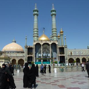 Religieus centrum Qom, Iran.JPG