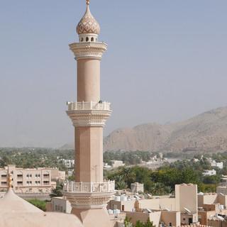 Moskee van Nizwa, Oman.JPG