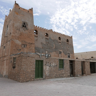 Oud huis in Mirbat, Dhofar, Oman.JPG