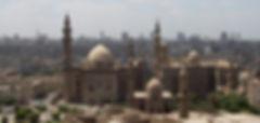 Uitzicht vanaf de Citadel in Cairo, Egypte - Saffraan Reizen