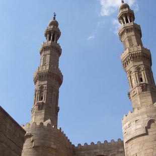 Minaretten bij Bab Zuweila.JPG