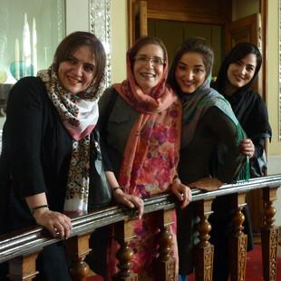 Rondreis Iran ontmoeting met vrouwen