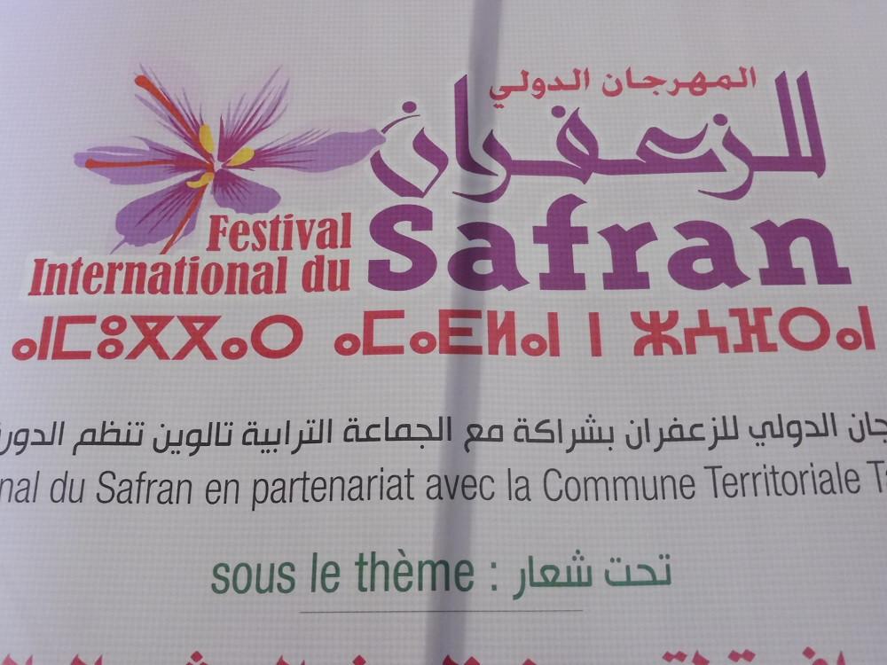 Saffraan Festival in november in Taliouine, Marokko - Saffraan Reizen
