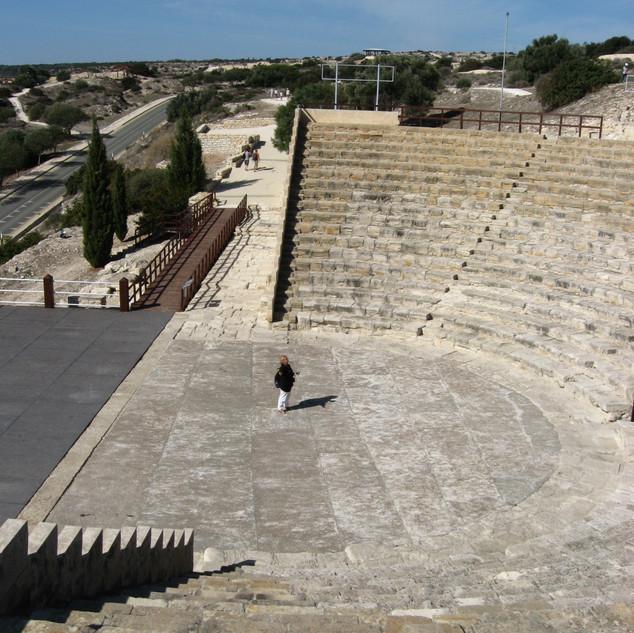 Romeins theater Kourion.JPG
