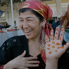 Foto's Oezbekistan