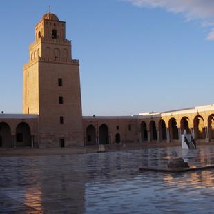 Sidi Okba moskee, Kairouan.JPG