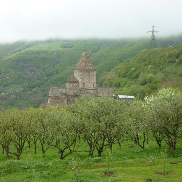 Tatevkerk rondreis Armenie .JPG