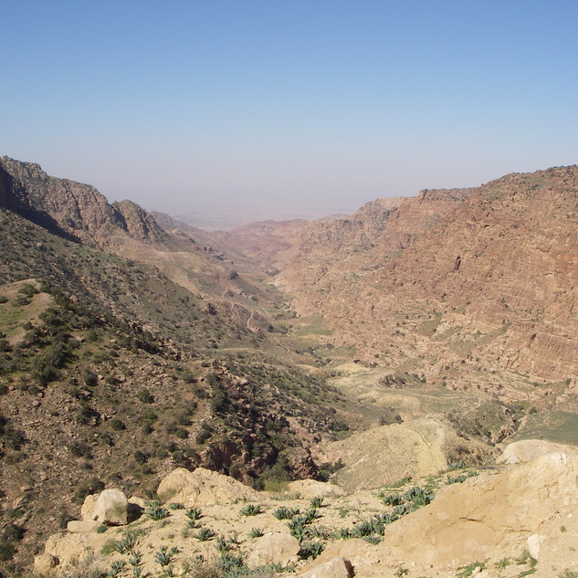 Wadi Feynan, Jordani.JPG