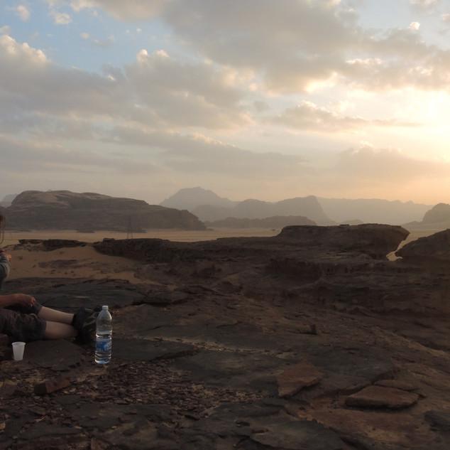 Zonsondergang in Wadi Rum.JPG