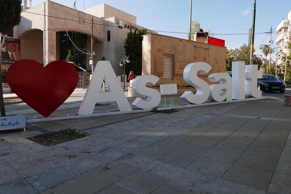 I love Salt, Jordanië - Saffraan Reizen