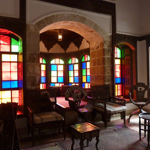 Interieur Beiteddine paleis, Libanon.JPG