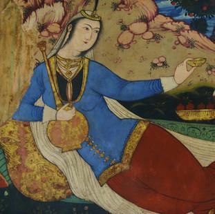 Rondreis Iran Saffraan Reizen Chehel Setun museum Isfahan, Iran.jpg