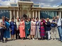 In Ulaanbaatar, Mongolië - Saffraan Reizen
