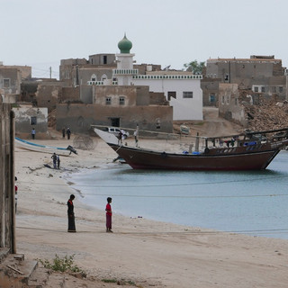 Mirbat, Dhofar, rondreis Oman.JPG