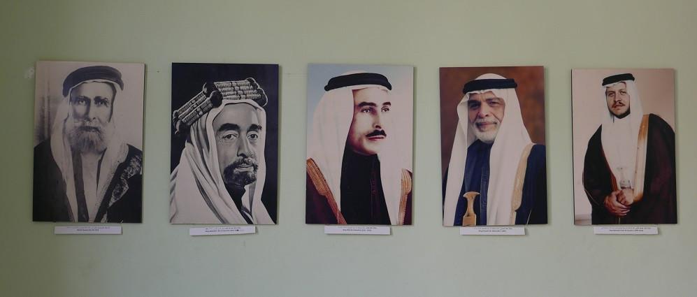 Het Hashemitische Koningshuis van Jordanië - Saffraan  Reizen