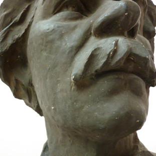 Gorky in Dilijan museum rondreis Armenie Saffraan Reizen.JPG