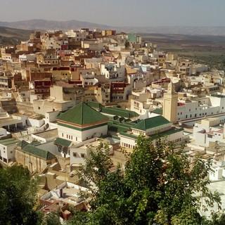 Moulay Idriss rondreis Marokko Saffraan Reizen.jpg