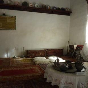 Mevlana Rumi woonkamer Nicosia.JPG