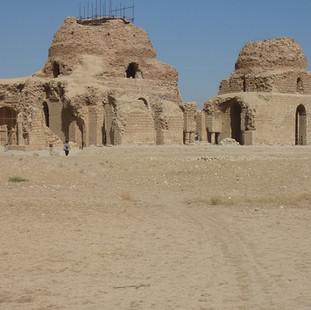 Mausoleum, Iran.JPG
