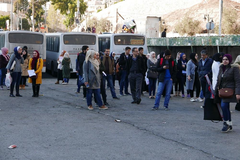 Busstation Jordanië - Saffraan Reizen