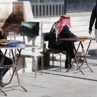 Administratie in Amman