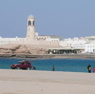 Vuurtoren van Sur, rondreis Oman.JPG