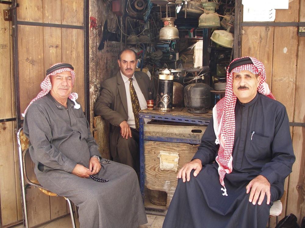 De mannen van Salt, Jordanië - Saffraan Reizen