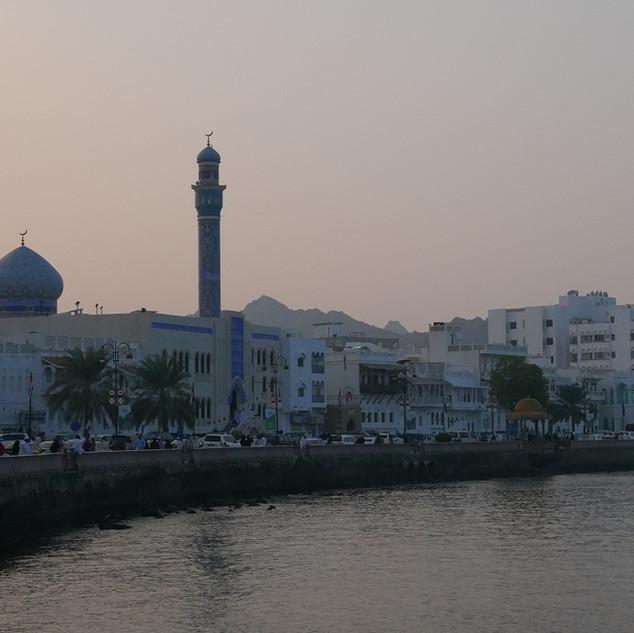 Muscat by night, Oman.JPG