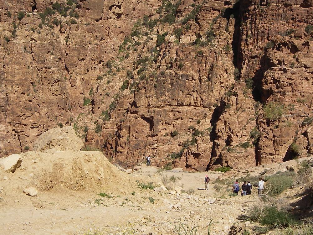 Wadi Dana, Jordanië - Saffraan Reizen