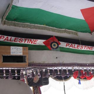 Met het busje naar Bethlehem.JPG