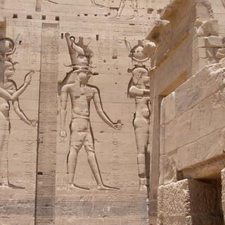 Isis tempel, Philae Island, Aswan.JPG