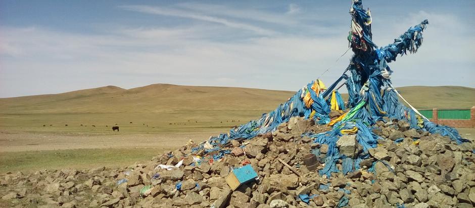 De sjamanen van Mongolië
