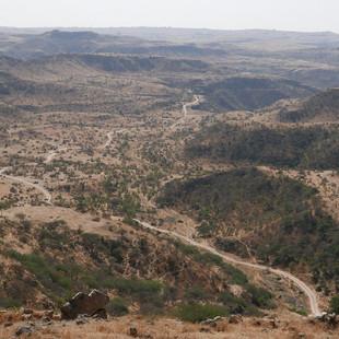 Qara Mountains, Dhofar, Oman.JPG