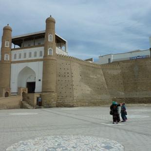 Ark in Bukhara.JPG