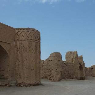 Karavanserai rondreis Iran Saffraan Reizen