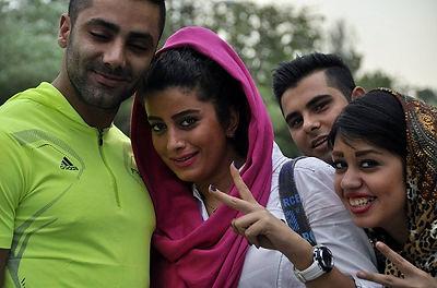 Ontmoeting in Iran- Saffraan Reizen