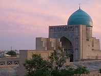 Kalon moskee Bukhara, Oezbekistan - Saffraan Reizen