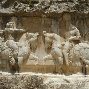 Rondreis Iran Saffraan Reizen Shapur I, Iran.JPG